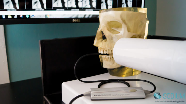X-ray Sensor Repair Final Testing